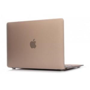 Пластиковый чехол Grand для MacBook 12-inch Retina Прозрачный (AL692-12New)