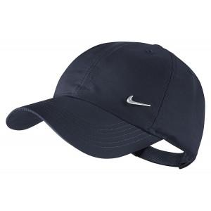 Кепка Nike Kids Metal Swoosh Cap Темно-синий (405043-451)