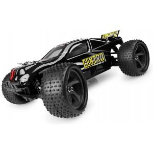 Модель автомобиля Трагги 1:18 Himoto Centro E18XT Brushed Черный (2711717714569)