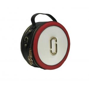 Женская сумка Appi круглая Разноцветная (17096-1)