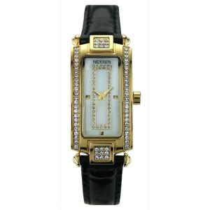 Женские часы Nexxen-12501CL GP/SIL/BLK Черный