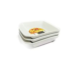 Ёмкость для запекания MIGROS керамическая Белая