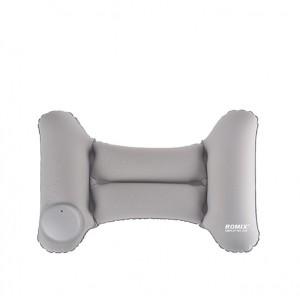 Надувная подушка ROMIX Серая (RH35GR)