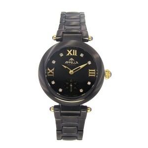 Женские часы Appella A-4182-9004 Черный
