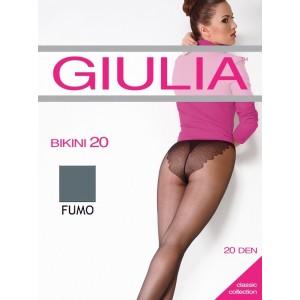 Колготки Giulia Bikini 20 ден 3 р Fumo (1526499)