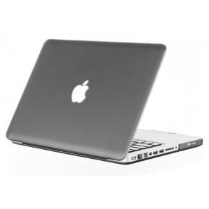 Пластиковый чехол Grand для MacBook 12-inch Retina Серый (AL665-12New)