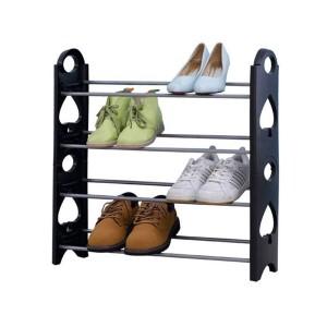 Органайзер для обуви Stackable Shoe Rack 4 полки (400201)