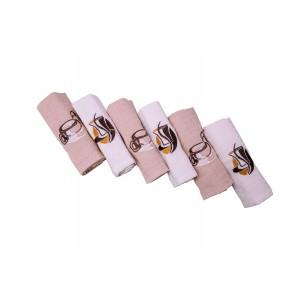 Набор полотенец для кухни Nilteks 6 шт (NPK-04)