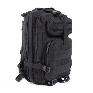 Тактический рюкзак с USB Molle Assault 36L Black (gr007031)