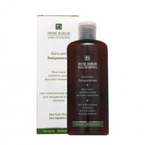 Бальзам Irene Bukur для волос Укрепляющий с белой глиной 250 мл (4823015917622)
