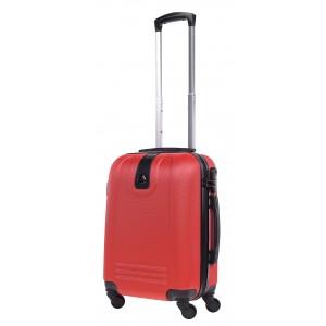 Чемодан Bagia LONDON S Красный (5902687120154)