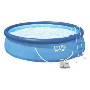 Бассейн наливной Intex 56905 с фильтр-насосом 549 х 122 см (int56905)