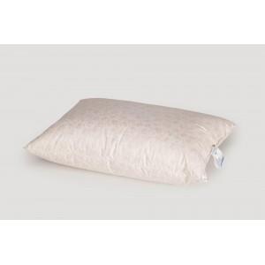 Подушка IGLEN пухо-перьевая 2% пух 98% мелкое перо 70x70 см Розовая (70700PN)