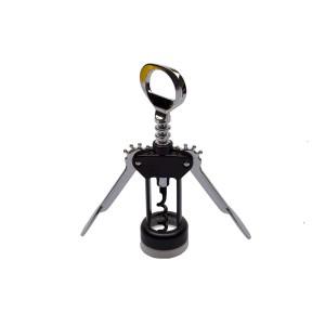 Штопор Winco CO-701 16.5 см Черный (00558)