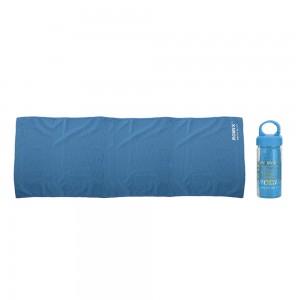 Охлаждающее полотенце ROMIX Синее (RH24-0.9BL)