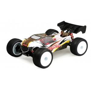 Модель автомобиля Трагги 1:14 LC Racing TGH бесколлекторная Белый (2711133487313)