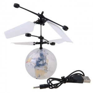 Светящийся летающий шар LED Flying ball (707321356А)