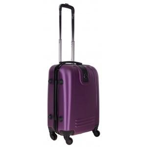Чемодан Bagia LONDON S Фиолетовый (5902687120390)