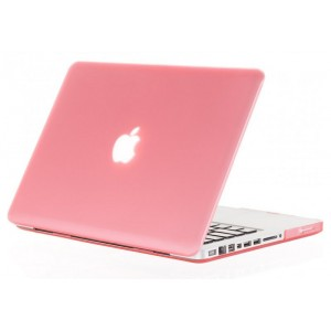 Пластиковый чехол Grand для MacBook Air 11.6 Розовый (AL341_11air)