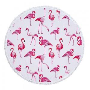 Пляжный коврик Kronos Top Фламинго (top-451)