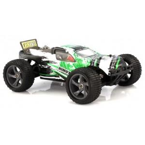 Модель автомобиля Трагги 1:18 Himoto Centro E18XTL Brushless Белый (2711177326111)