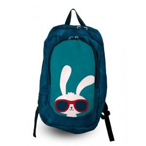 Рюкзак с фотопечатью Заяц в очках (168-1652595)