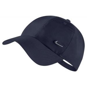 Кепка Nike Heritage86 Metal Swoosh Темно-синяя (943092-451)