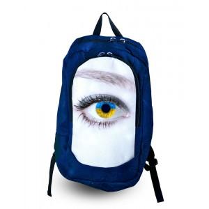 Рюкзак с фотопечатью Глаз патриота (168-1652606)
