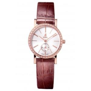 Женские часы Ernest Borel LG-850D-2311BR Коричневый