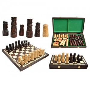 Шахматы Madon Muminek 49х49 см (с-124)