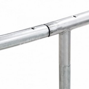 Каркасная труба для батута KIDIGO 426 см (hub_klSG89798)