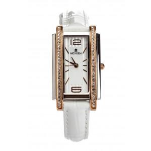 Женские часы Nexxen-12502CL RC/SIL/WHT Белый