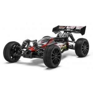 Модель автомобиля Багги 1:8 Himoto Shootout MegaE8XBL Brushless Красный (2711951984568)