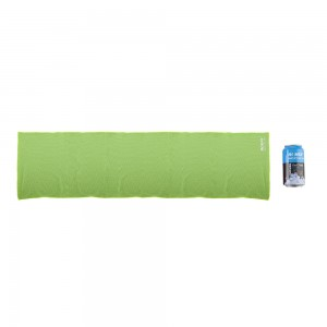 Охлаждающее полотенце  ROMIX Зеленое (RH20-1.2GN)