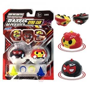 Набор Battle Gyro Car Super 2 Black/Red