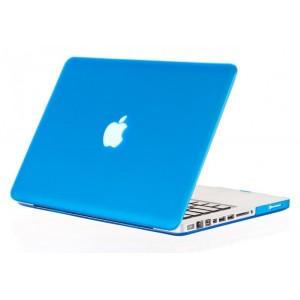 Пластиковый чехол Grand для MacBook Air 11.6 Голубой (AL567_11air)