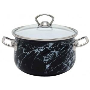 Каструля INFINITY 3.7 л Marble (305056)