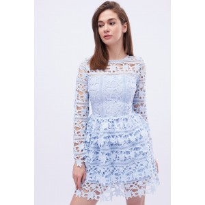 Платье Jill 10118-11 S Голубой