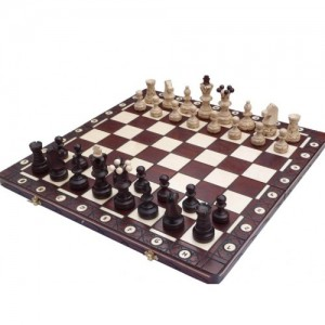 Шахматы Madon Ambasador Lux 54х54 см (с-128)