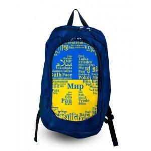 Рюкзак с фотопечатью Цвет нации (168-1652609)