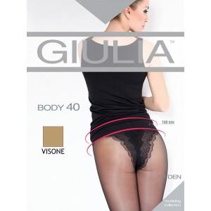 Колготки Giulia Body 40 ден 2 р Visone (1526439)
