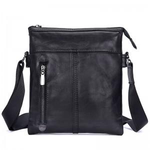 Мессенджер TIDING BAG 80261A 23х26.5х3 см Черный (OQldE)