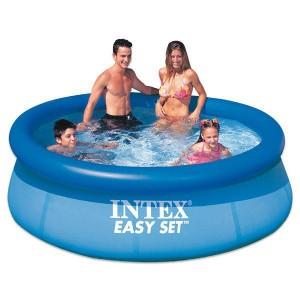 Бассейн семейный  Intex 56922 с фильтр-насосом 305 х 76 см (int28122)
