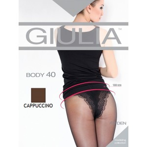 Колготки Giulia Body 40 ден 2 р Cappuccino (1526451)