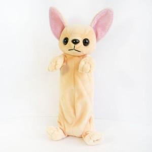Мягкая игрушка Kronos Toys пенал собака Чихуахуа 26 см (zol_265)