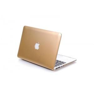 Пластиковый чехол Grand для MacBook Air 11.6 Золотой (AL553_11air)