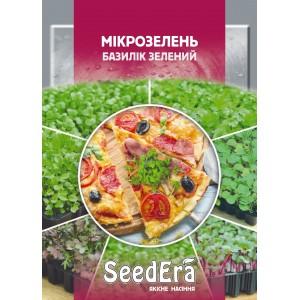 Семена Базилика зеленого Микрозелень SeedEra 10 г (У-0000010158)