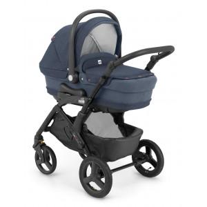 Универсальная коляска CAM Dinamico Up Top V90 3 в 1 Синяя (446750338)