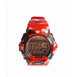 Электронные часы LanLin Красные (SP-0325R)