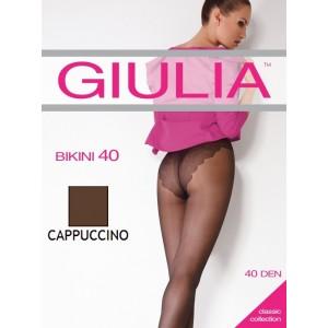 Колготки Giulia Bikini 40 ден 2 р Cappuccino (1526484)